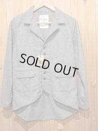 半額SALE!!\23100→\11550! La rosa de la fabrica penguin jacket GRAY