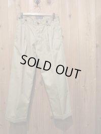 La rosa de la fabrica cropped trousers beige