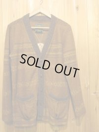 半額SALE!!\23100→\11550!Gypsy & sons JQ PILE カーデ mustard