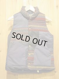 半額SALE!!\23940→\11970 LAMOND Military vest