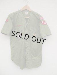 1959s USA Vintage BOY SCOUTS Shirt ビンテージ ボーイスカウトシャツ