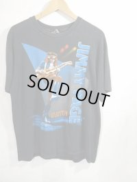 USA 80's Vintage LED ZEPPELIN JIMMY PAGE Tシャツ バンド ジミーページ