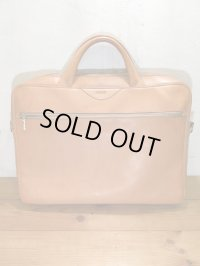 BREE ブリー ヌメ革 鞄 ブリーフケース トランク