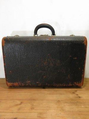 画像1: Vintage WILT ビンテージ グレインレザー トランク ブリーフケース