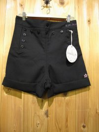 スペシャルSALE!!\15750 → \3900!SHANANA MIL US NAVY SAILOR GYM SHORTS