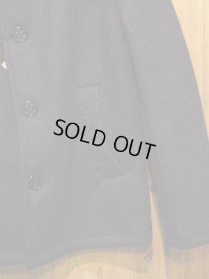 画像3: SALE!!¥33600→¥19900! LAMOND Heavy melton pea coat