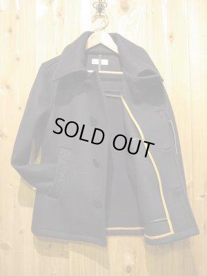 画像5: SALE!!¥33600→¥19900! LAMOND Heavy melton pea coat