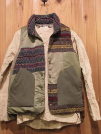 スペシャルSALE!! \23940→\9900! LAMOND Military vest
