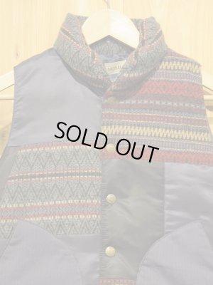 画像2: 半額SALE!!\23940→\11970 LAMOND Military vest