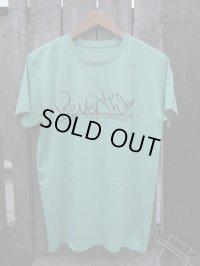 2014開催決定SALE!\2000→\1000 TONE RIVER JAM'13 オフィシャルTシャツ green
