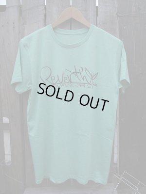 画像1: 2014開催決定SALE!\2000→\1000 TONE RIVER JAM'13 オフィシャルTシャツ green