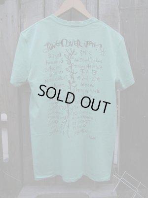 画像2: 2014開催決定SALE!\2000→\1000 TONE RIVER JAM'13 オフィシャルTシャツ green