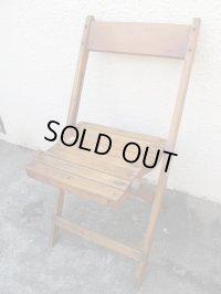 SALE!¥9800→¥6500!USA輸入 VINTAGE ホールディング チェア 折りたたみ椅子 A