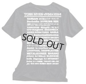 画像2: 半額SALE!¥2000→¥1000!TONE RIVER JAM'14 オフィシャルTシャツ black