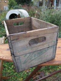 USA輸入 VINTAGE ビンテージ Verno's GINGER ALE drinkbox ドリンクケース