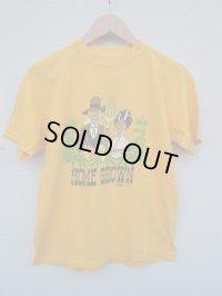 72年製 USA Vintage Crazy Shirts HOME GROWN Tshirt HAWAII クレイジーシャツ ビンテージ ホームグローン Tシャツ アメリカンゴシックパロディー