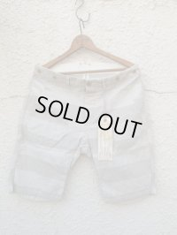 スペシャルSALE!!定価¥17640→¥9800! Gypsy & sons Prisoner Border Shorts
