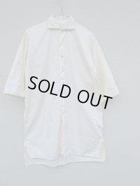 France Vintage Grand'PA Shirt フランス ビンテージ グランパシャツ
