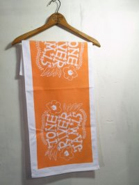 半額SALE!¥1000→¥500!TONE RIVER JAM'15 オフィシャル タオル