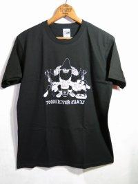 半額SALE!¥2000→¥1000!TONE RIVER JAM'15 オフィシャル Tシャツ ブラック