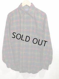 USA製 VINTAGE PENDLETON ペンドルトン  ウールシャツ