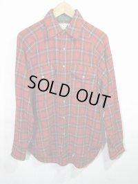 USA製 PENDLETON ペンドルトン LOBO ウールシャツ