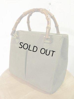 画像1: Vintage GUCCI HAND BAG ビンテージ オールド グッチ ハンドバッグ