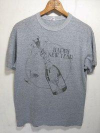 激レア! 1980 Grateful Dead ビンテージ グレイトフルデッド 15th NEW YEAR Tシャツ
