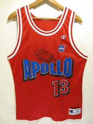画像1: 激レア! APOLLO13 NASA Champion TANKTOP アポロ13 ナサ チャンピオン タンクトップ NBA