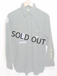 1952年 USA Vintage BOY SCOUTS Shirt ビンテージ ボーイスカウトシャツ
