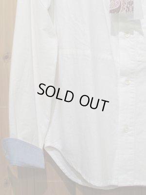 画像4: SALE!!定価¥10290! LAMOND スタンドネックシャツ WHITE