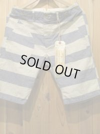 半額SALE!!¥17640→¥8820!Gypsy & sons Prisoner Border Shorts